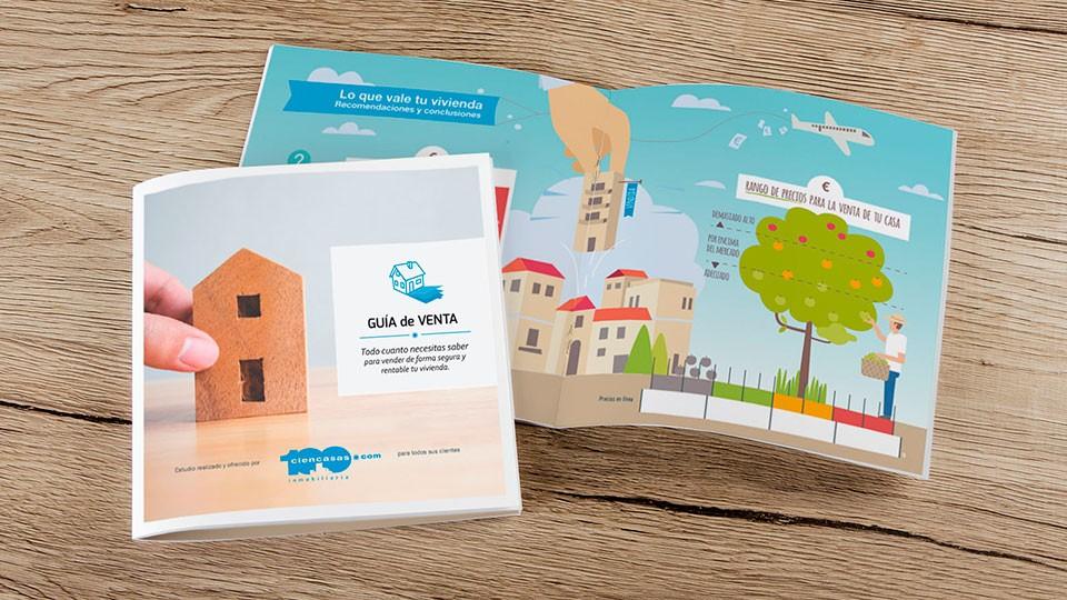Guía del vendedor de Ciencasas inmobiliaria en Paiporta