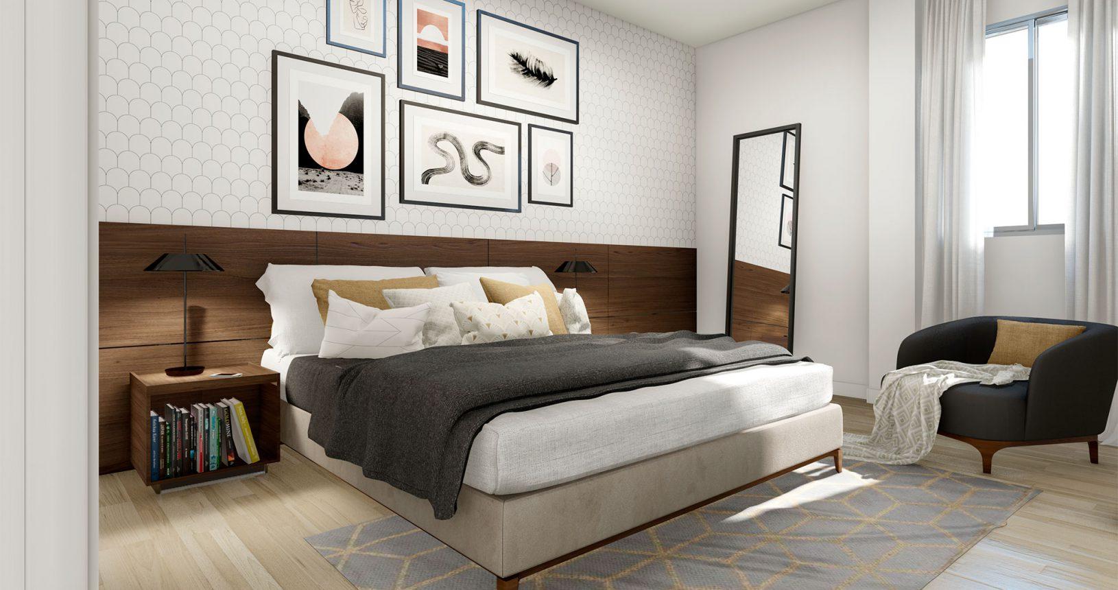 Dormitorio principal edificio Bonavista