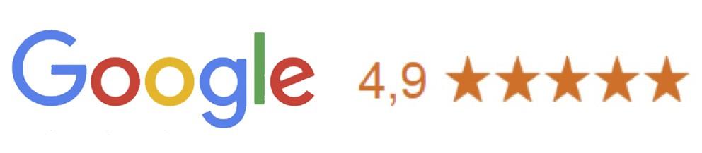 valoraciones clientes Ciencasas en Google