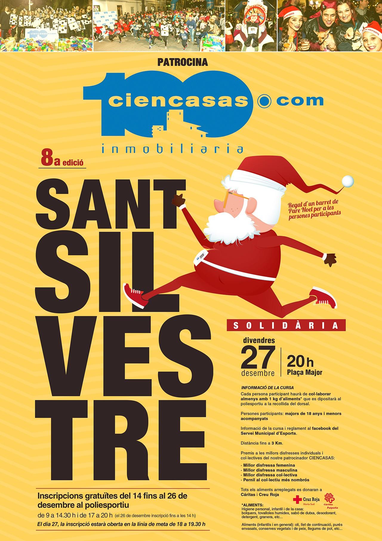 San Silvestre Paiporta 2019
